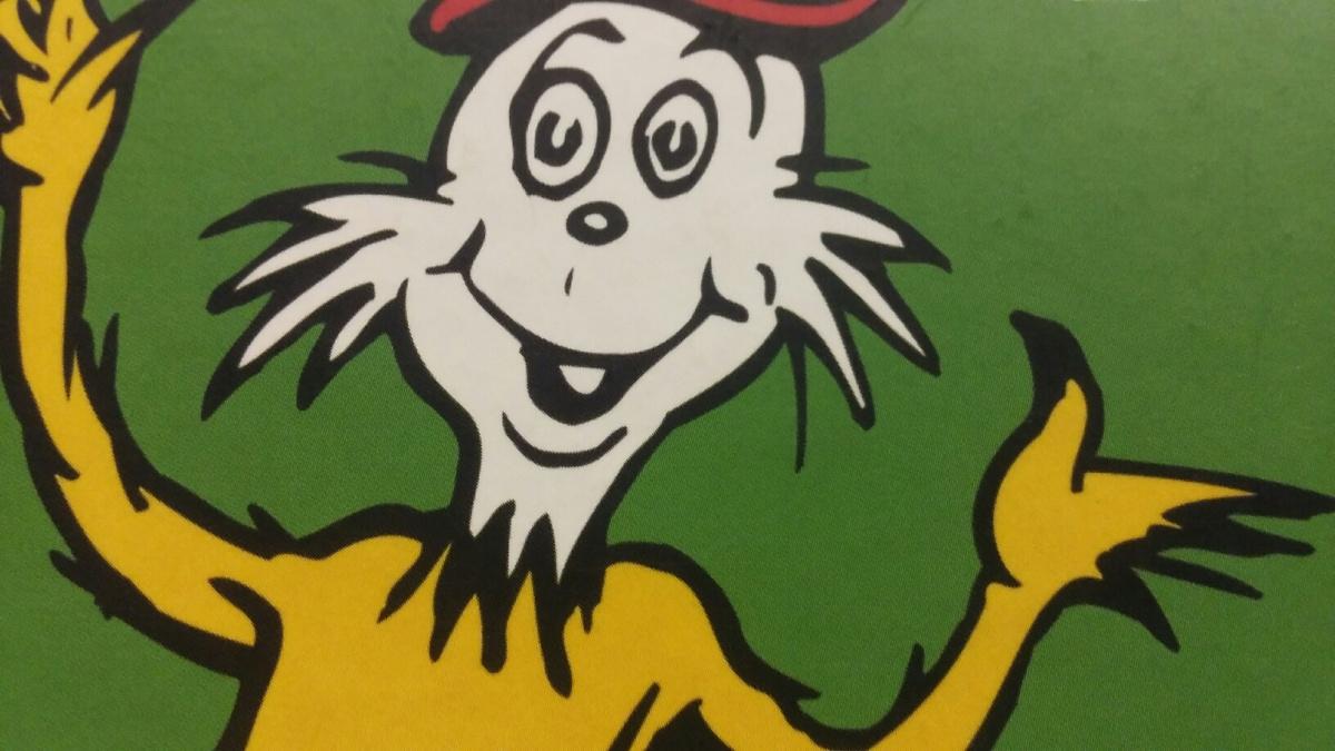 Theodor Geisel alias Dr. Seuss - deutsche Grosseltern, amerikanischer Erfolgsautor